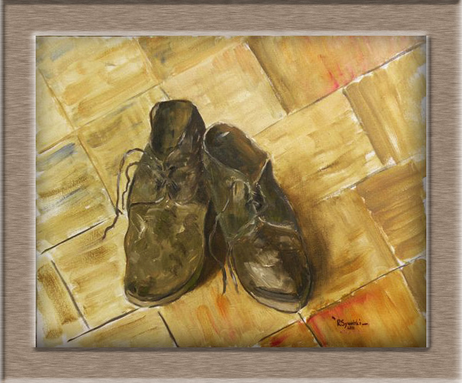 Shoes (by Van Gogh)