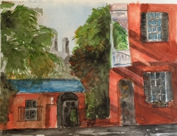 Charleston watercolor